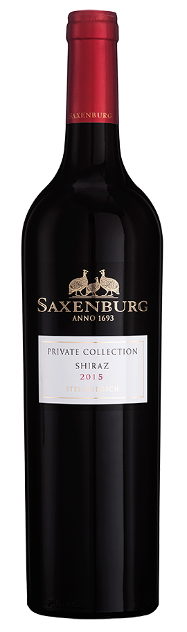 Saxenburg - Private Collection Shiraz * 2016