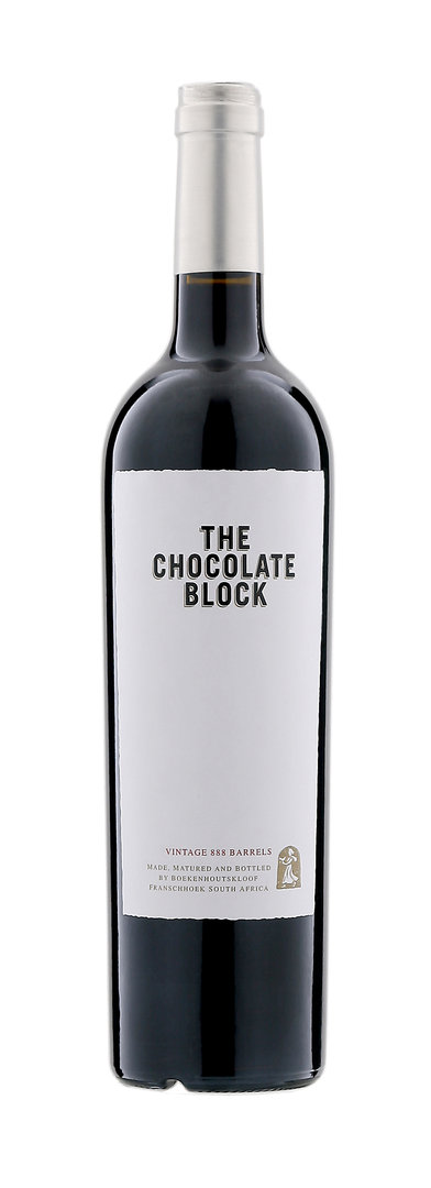 Chocolate Block * 2017 * 375ml